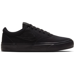 Nike SB Charge Shoes - Black