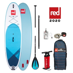 "Red Paddle 10'8"" Ride Alloy Package - Blue"