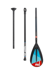 Red Paddle Carbon 50 Nylon Midi 3 Piece Paddle - Assorted