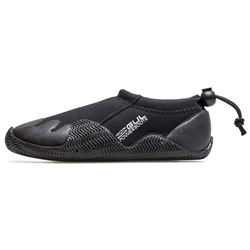 Gul Junior Power Slipper Boots - Black