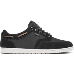 Etnies Dory Shoes - Black, Brown & Green