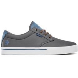 Etnies Jameson 2 Eco Shoes - Grey, Blue & Gum