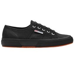 Superga 2750-Cotu Classic Shoe - Full Black