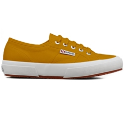Superga 2750-Cotu Classic Shoe - Yellow Golden