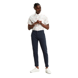Levi's XX Chino Slim II Trousers - Baltic Navy