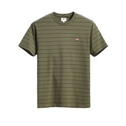 Levi's Original Patch T-Shirt - Olive Night