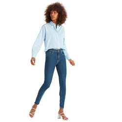Levi's Mile High Super Skinny Jeans - Tempo So Stoned