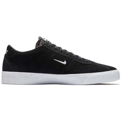 Nike SB Zoom Bruin Shoe - Black, White & Light Brown