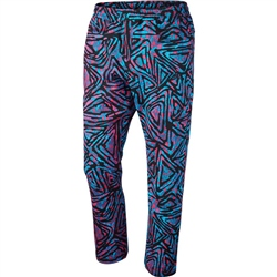 Nike SB All Over Print Joggers - Laser Blue & Black