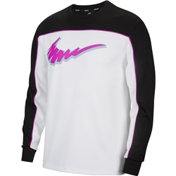 Nike SB Dri-FIT T-Shirt - Black, White & Vivid Purple