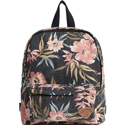 Billabong Mini Mama Backpack - Black & Pink