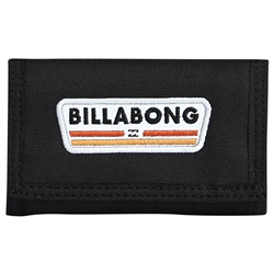 Billabong Walled 600D Wallet - Black