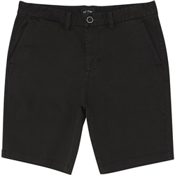 Billabong New Order Wave Wash Walkshorts - Raven