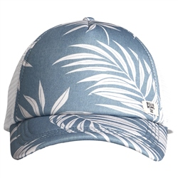 Billabong Heritage Mashup Trucker Cap - Sea Blue