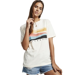 Billabong Pipe Dream T-Shirt - Salt Crystal