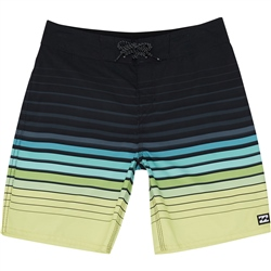 Billabong All Day Stripe Boardshorts - Lime