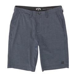 Billabong Crossfire Submersible Walkshorts (2020) - Navy