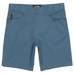 Billabong Outsider Colour Walkshorts - Washed Blue