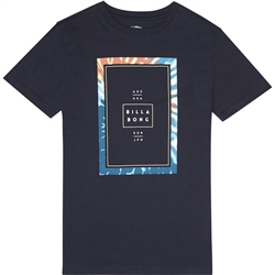 Billabong Tucked T-Shirt - Navy