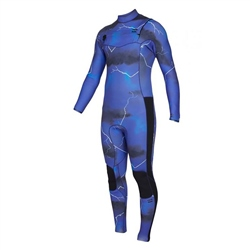 Billabong Ride The Lightning 3/2mm Wetsuit - Purple