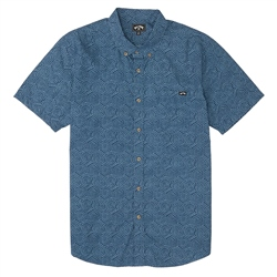 Billabong Sundays Mini Shirt - Dark Blue