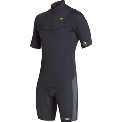 Billabong Furnace Absolute Shorty Wetsuit - Black