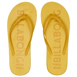 Billabong Sunlight Flip Flops - Mango