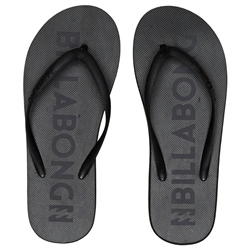 Billabong Womens Sunlight Flip Flops - Black