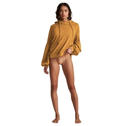 Billabong Sincerely Jules Feeling Free Hoody - Burnt Gold