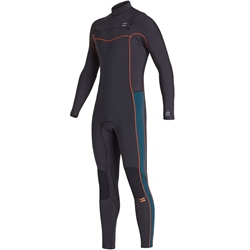 Billabong Furnace Revolution 4/3mm Wetsuit - Black (2020)