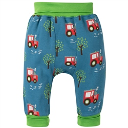 Frugi Parsnip Trousers - Tractor
