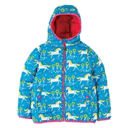 Frugi Toasty Trail Jacket - Unicorn