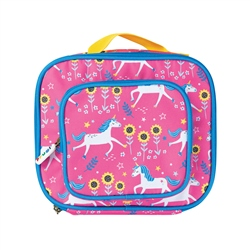 Frugi Pack A Snack Lunch Bag - Pink Unicorn