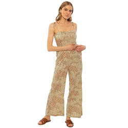 Amuse Society Mina Jumpsuit - Natural