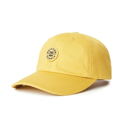 Brixton Oath LP Cap - Yellow