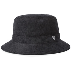 Brixton B-Shield Bucket Hat - Black