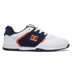 DC Shoes Central Shoe - White & Navy
