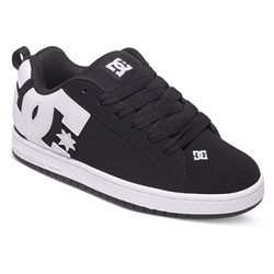 DC Shoes Court Graffik Shoe - Black