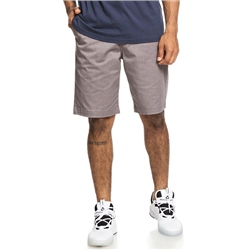 DC Shoes Worker Straight Heather Walkshorts - Grey Heather