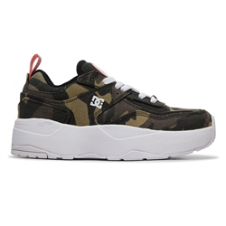DC Shoes E.Tribeka Platform TX SE Shoe - Camo