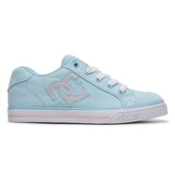 DC Shoes Chelsea TX Shoe - Blue & Grey