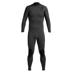 Xcel Comp 3/2mm Chest Zip Wetsuit - Black (2020)