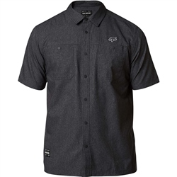 Fox Starter Shirt - Black & Grey