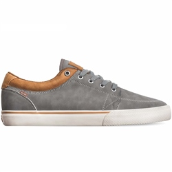 Globe GS Shoe - Grey Mock & Antique