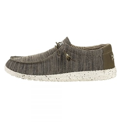 Hey Dude Shoes Wally Sox Shoes - Brown
