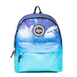 Hype Space Fade Backpack - Blue