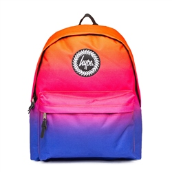 Hype Sunset Fade Backpack - Blue & Red