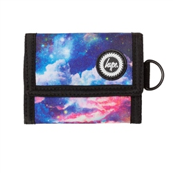 Hype Sunset Space Wallet - Blue Space