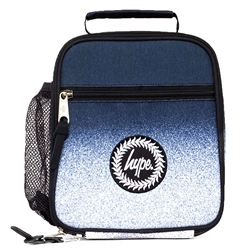 Hype Speckle Fade Lunch Box - Black & White