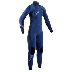 Gul Womens Response 3/2mm Back Zip (2020) - Ink Blue